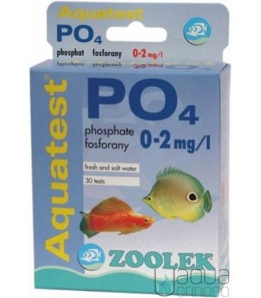 Zoolek Teste de Fosfatos PO4