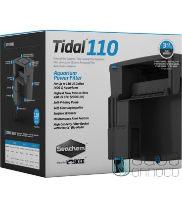 Seachem Tidal 110 Aquarium Power Filter