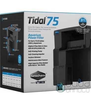 Seachem Tidal 75 Aquarium Power Filter