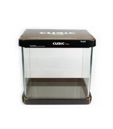 Aquário Cubic 91L 45x45x45 cm - BLAU